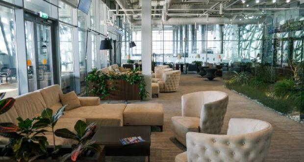 Ещё одна авиакомпания запустила услугу заказа бизнес-зала аэропорта «Симферополь» на своем сайте
