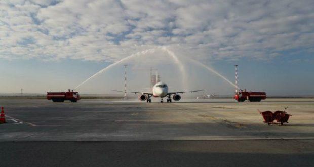 """Аэропорт """"Симферополь"""" обслужил 6 миллионов пассажиров"""