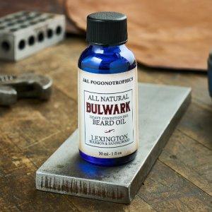 Bulwark Beard Oil in Lexington