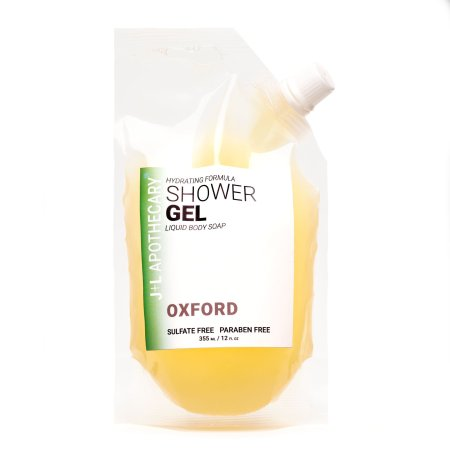 J+L Apothecary Shower Gel in Oxford Scent