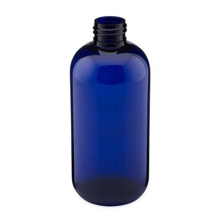240ml blue plastic bottle