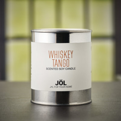 Whiskey Tango... Scented Candle
