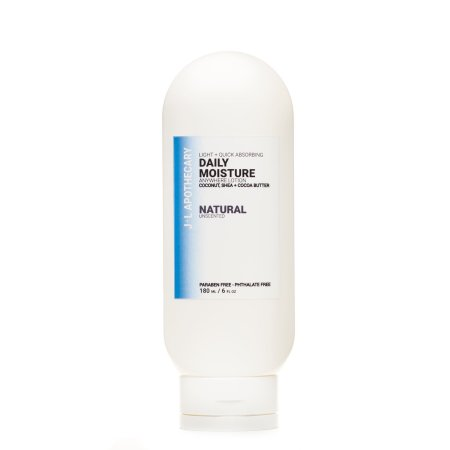 Daily Moisture Lotion: Natural/Unscented