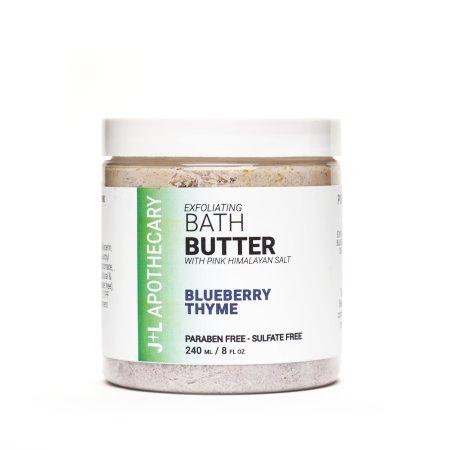 Exfoliating Bath Butter with Pink Himalayan Salt