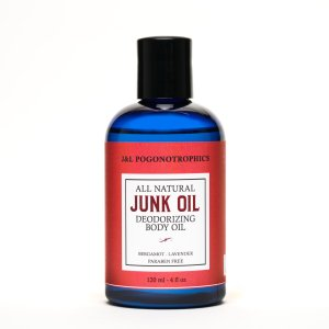 Junk Oil Deodorizing Body Oil