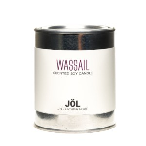 Wassail 1 Pint Paint Can Soy Wax Candle