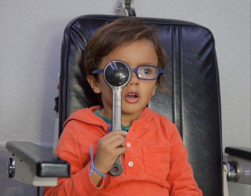 Partnering with Vision to Learn to bring free eye exams to kids
