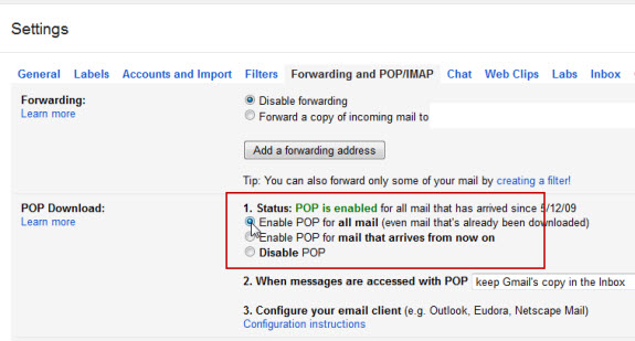 Easiest way to get your Google Apps email with Gmail
