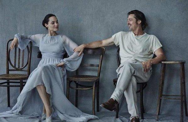 Джоли И Питт Разводятся 2016 Фото