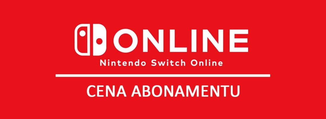 Nintendo Online - Cennik