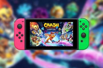 Recenzja_Crash_Bandicoot_4_Switch_01