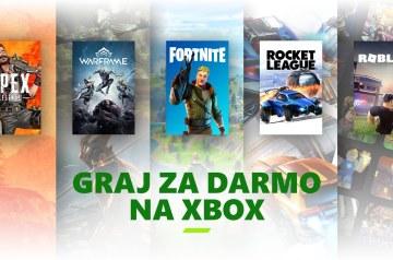 Koniec z Xbox Live Gold w grach F2P
