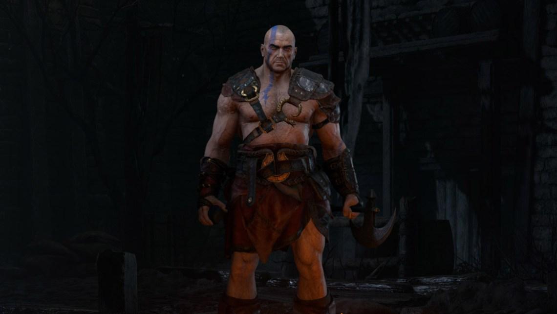 Diablo 2 - Barbarzyńca