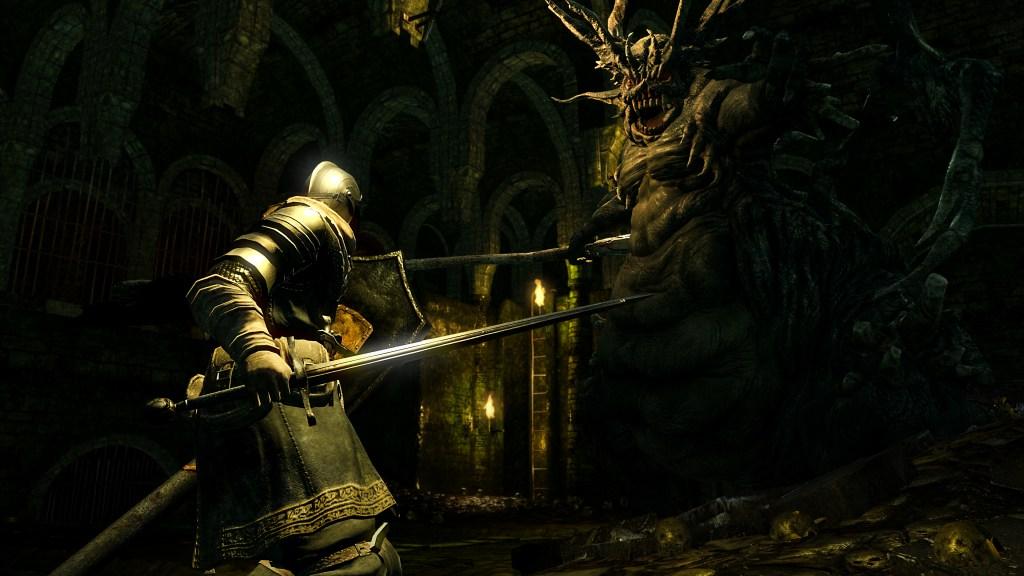 Dark Souls - screen1