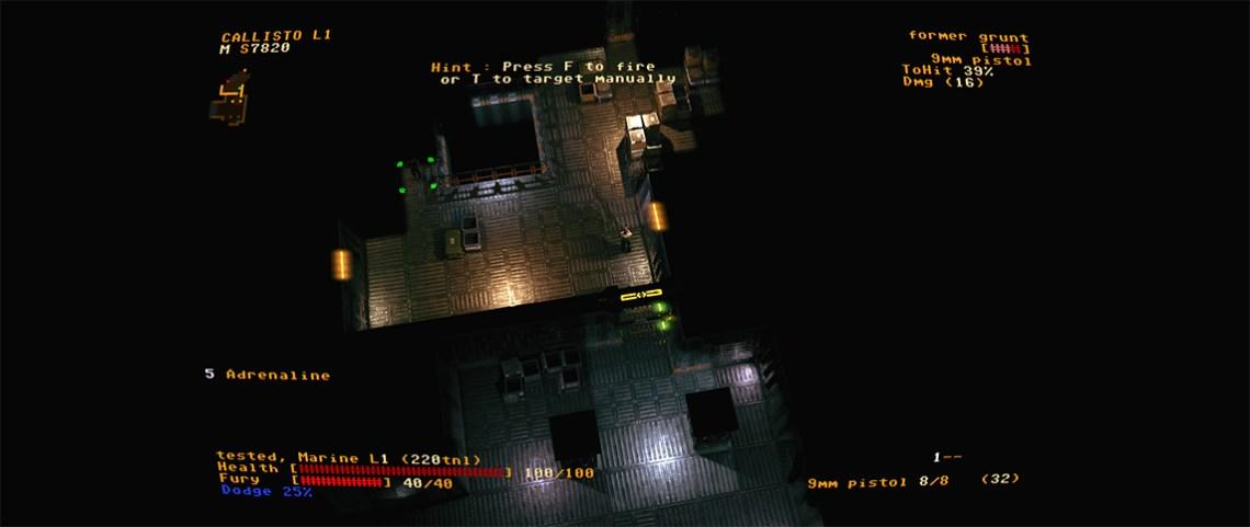 Jupiter Hell - Gameplay