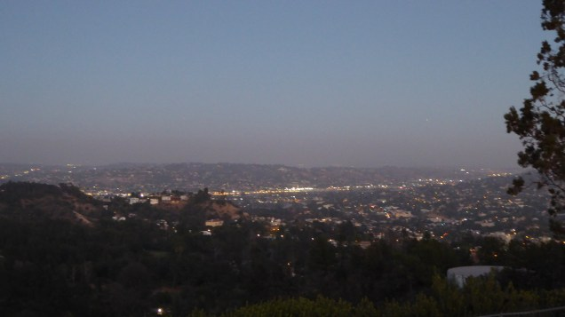 LA to the East