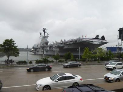 An Aircraft Carrier.... of course!