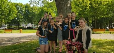 Lil' A.D. et A.D. Girlz remportent des mentions «Argent» à Trois-Rivières!
