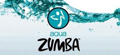 Nouvelle activité: Réservez votre place pour l'Aqua Zumba!