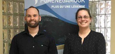 La Ville de Pohénégamook accueille deux nouveaux membres au sein de son équipe