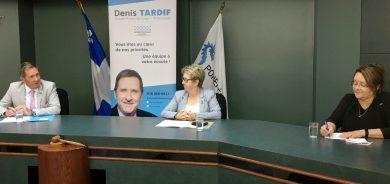 Une aide financière de 1,4 M$ du gouvernement du Québec pour la réfection de la route de la Providence