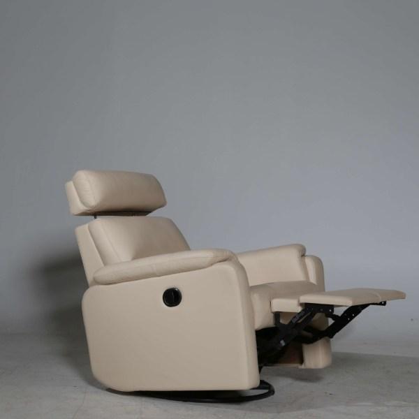 Atlanta recliner mekanismi tuoli nahka