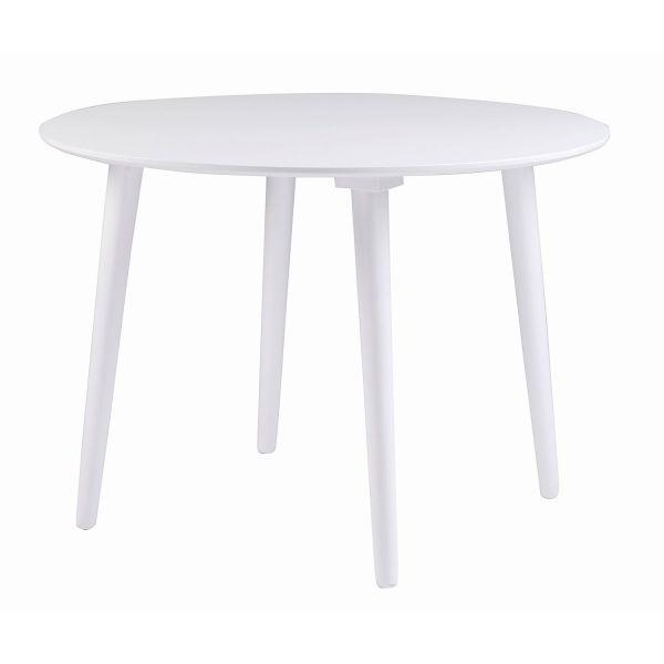 Lotta pyöreä pöytä valkoinen