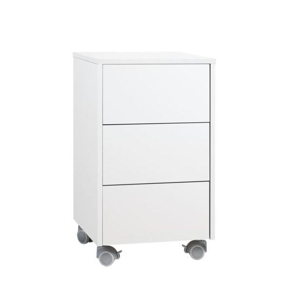 Hiipakka Ergo laatikosto valkoinen