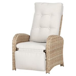 Anders lepotuoli mekanismi tuoli luonnonväri beige