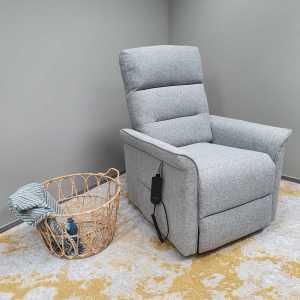 Onni reclilner tuoli harmaa