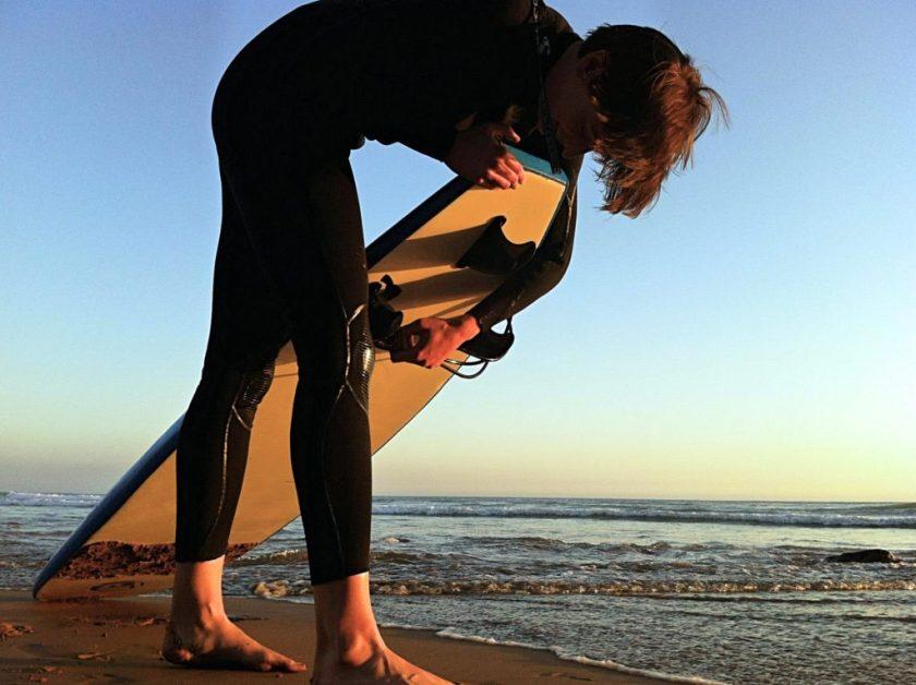 Surfování v Maroku