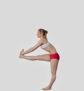 První přínosy bikram yogy