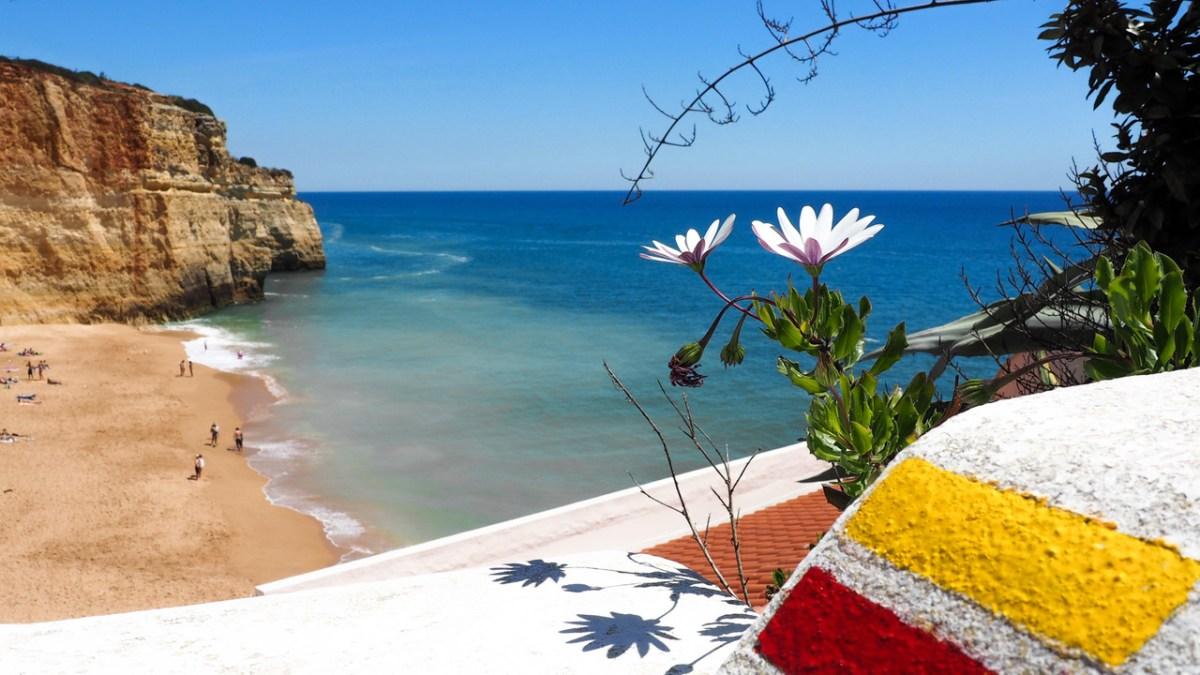 Nejkrásnější pláže Algarve