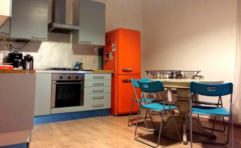 Můj AirBnB byt v Miláně