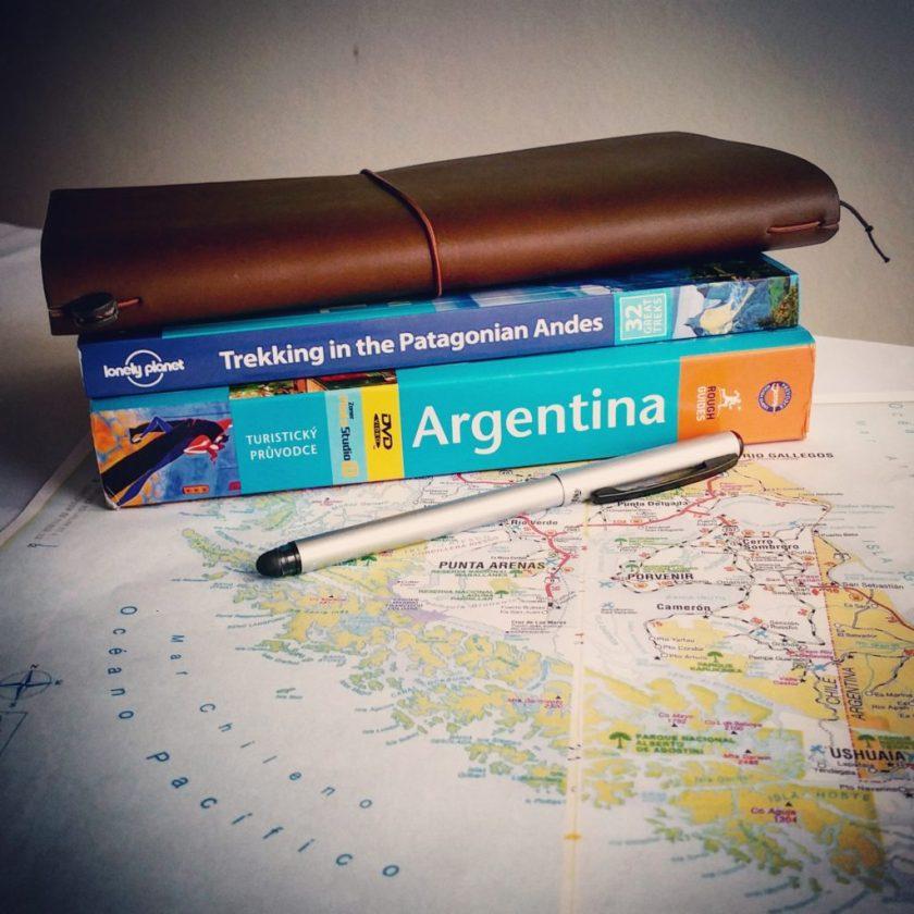V rámci příprav na cestu do Patagonie jsem objevila spoustu vychytávek, o které se s vámi ráda podělím.