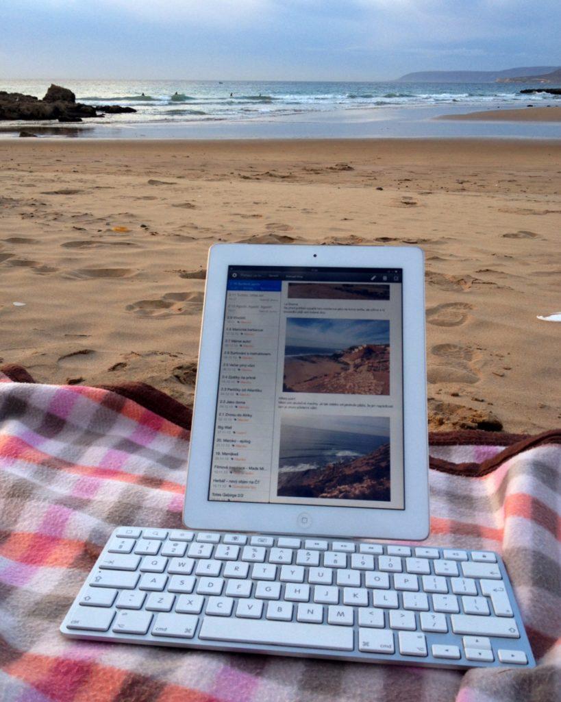digitální nomádi v praxi