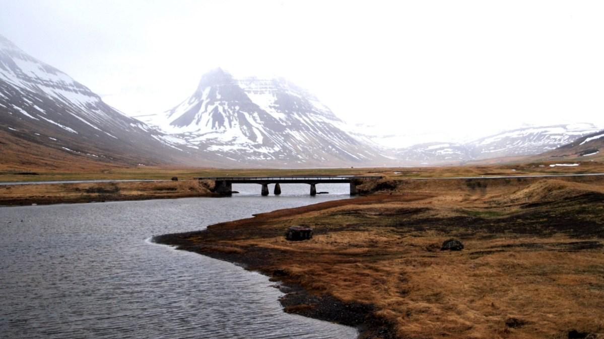 Poznejte divoké islandské West fjords