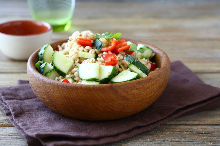 Перловка - польза и вред для похудения, диета и диетические блюда из крупы с рецептами. Диета на перловке