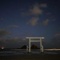 Photo M.Hayashi 撮影地 糸島市・二見ヶ浦 撮影日 2019.10.13