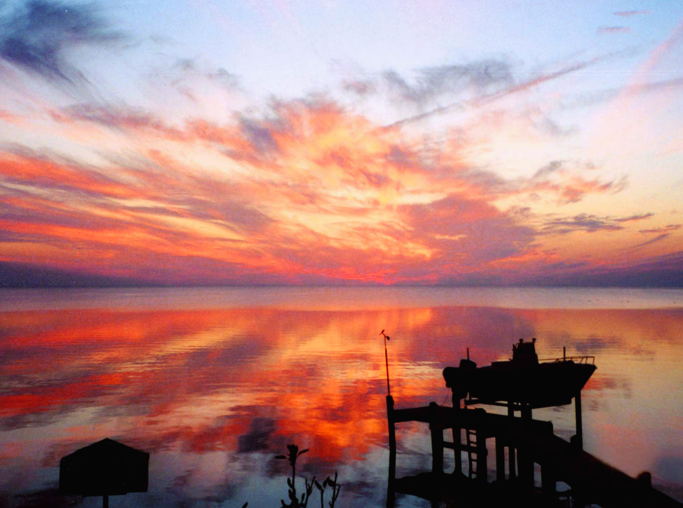 Butch Edentons Sunset