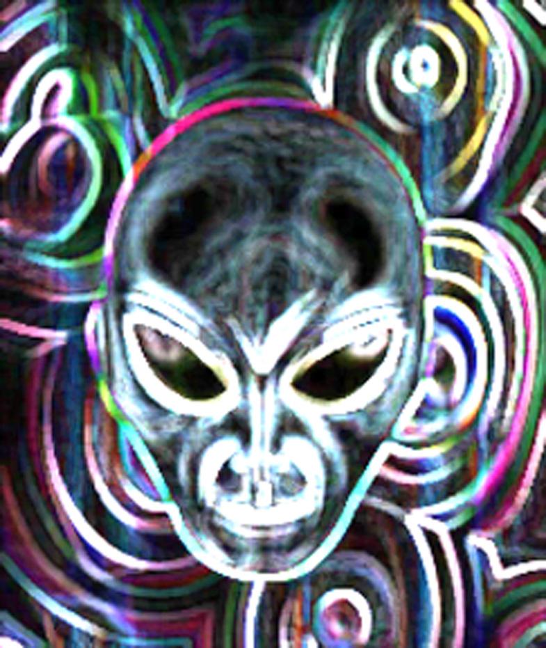 Alien In My Head