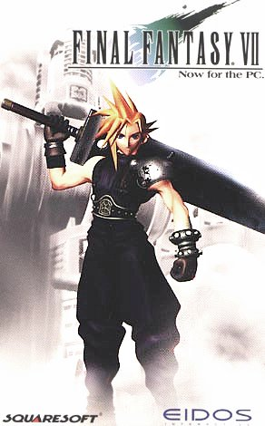 FF7 PC 1998 Box