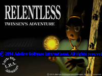 Box art for Relentless: Twinsen's Adventure
