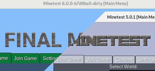 minetest.org and minetest.net split
