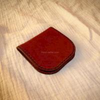 Patron porte monnaie en cuir, modèle classique
