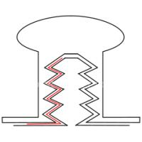 Comment éviter que le bouton de col ne se dévisse ?