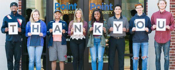 70:30 Point | Point University