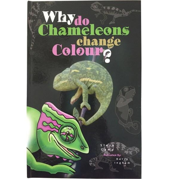 Why Chameleons cov