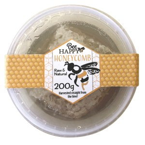 BeeHappy Honeycomb top 200g