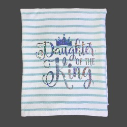 DOTK Guest towel blue